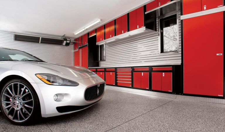 Hc garage gallery cabinets by hayley for Exterior home solutions ottawa