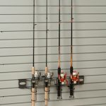 HandiWall Fishing Rod Holder: HSFRH