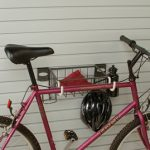 HandiWall Horizontal Bike Rack: HSHBR