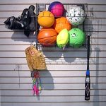 HandiWall Sports Accessory Rack HSSAR